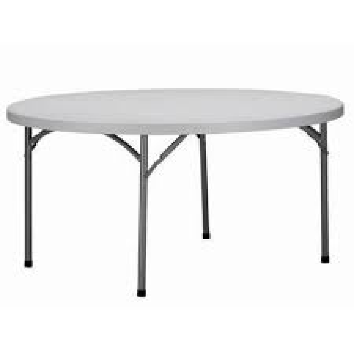 Location de tables rondes diam tre 183 cm 10 12 personnes for Table 30 personnes